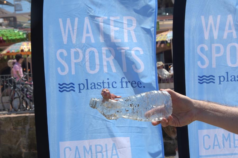 SUP Talent Jávea 2019 - Fundacion Water Sports Plastic Free