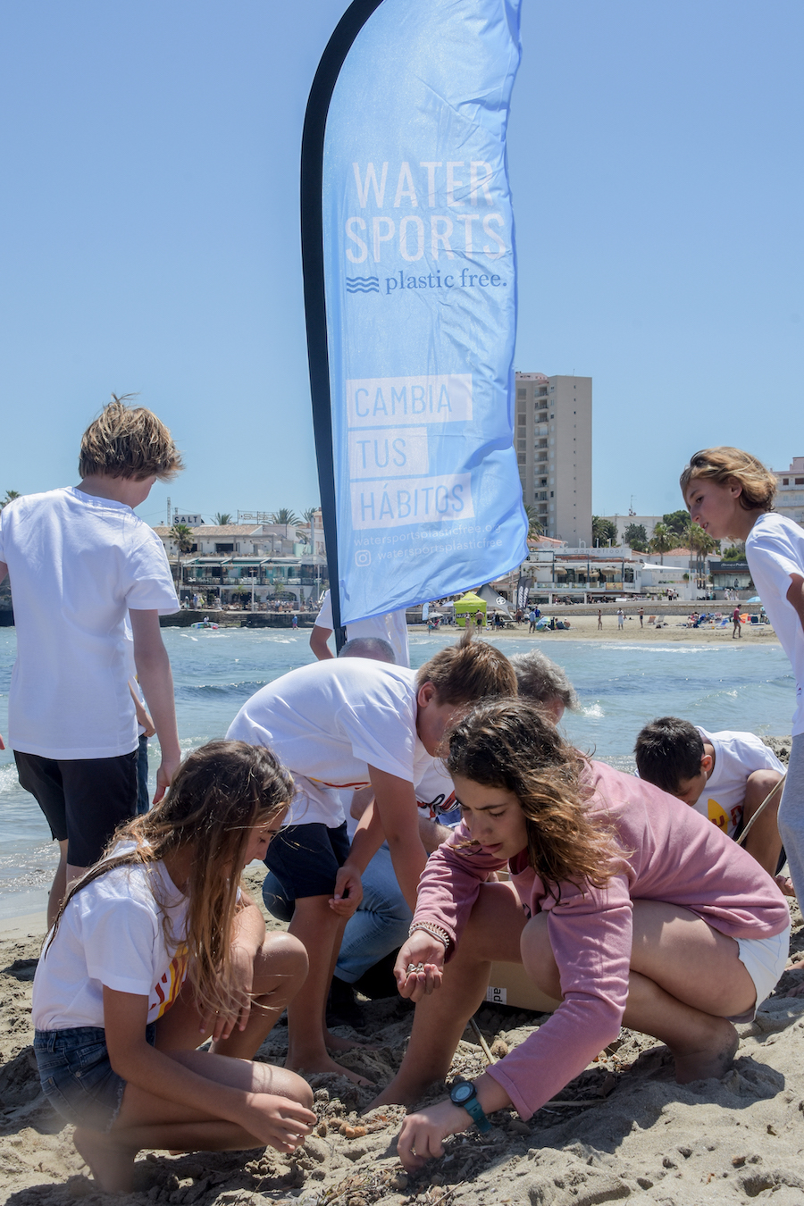 SUP Talent Spain Series - Fundacion Water Sports Plastic Free