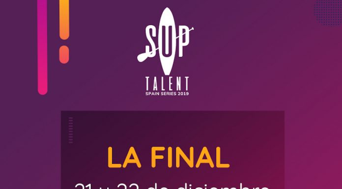 Final SUP Talent Spain Series 2019 El Anillo
